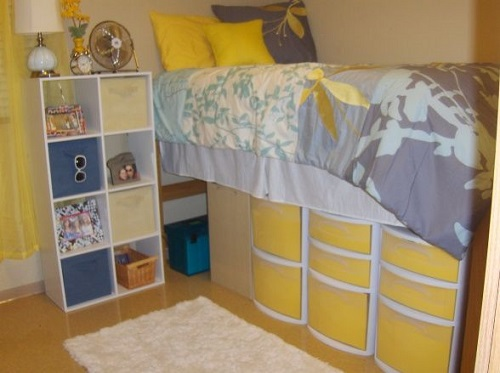 Dorm room pacific union college admissions blog - Dorm underbed storage ideas ...